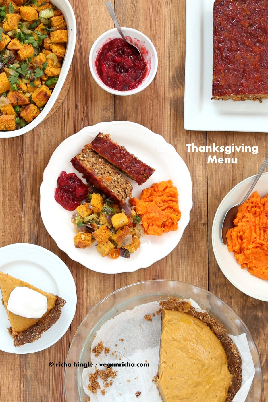 Vegan Thanksgiving Recipes 2014 | Vegan Richa