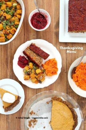 Vegan Easter Menu | Vegan Richa