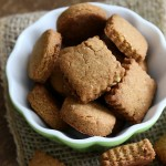 Vegan Gluten free Shortbread Cookies | Vegan Richa