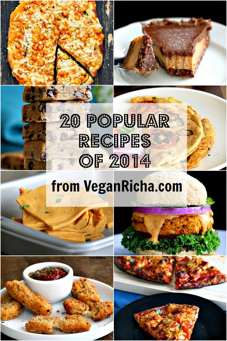 Vegan recipes blog
