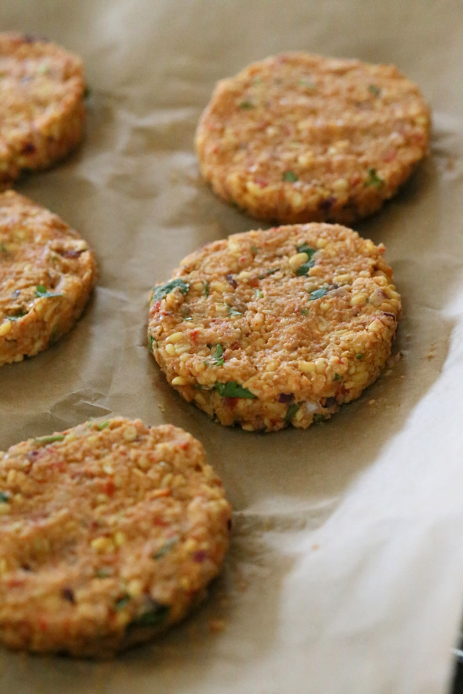 Vegan Lentil Burgers Recipe : Food Network Kitchen....