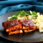 Barbecue Tofu from Healthier Steps: 125 Gluten-Free Vegan Recipes – Review + GIVEAWAY!
