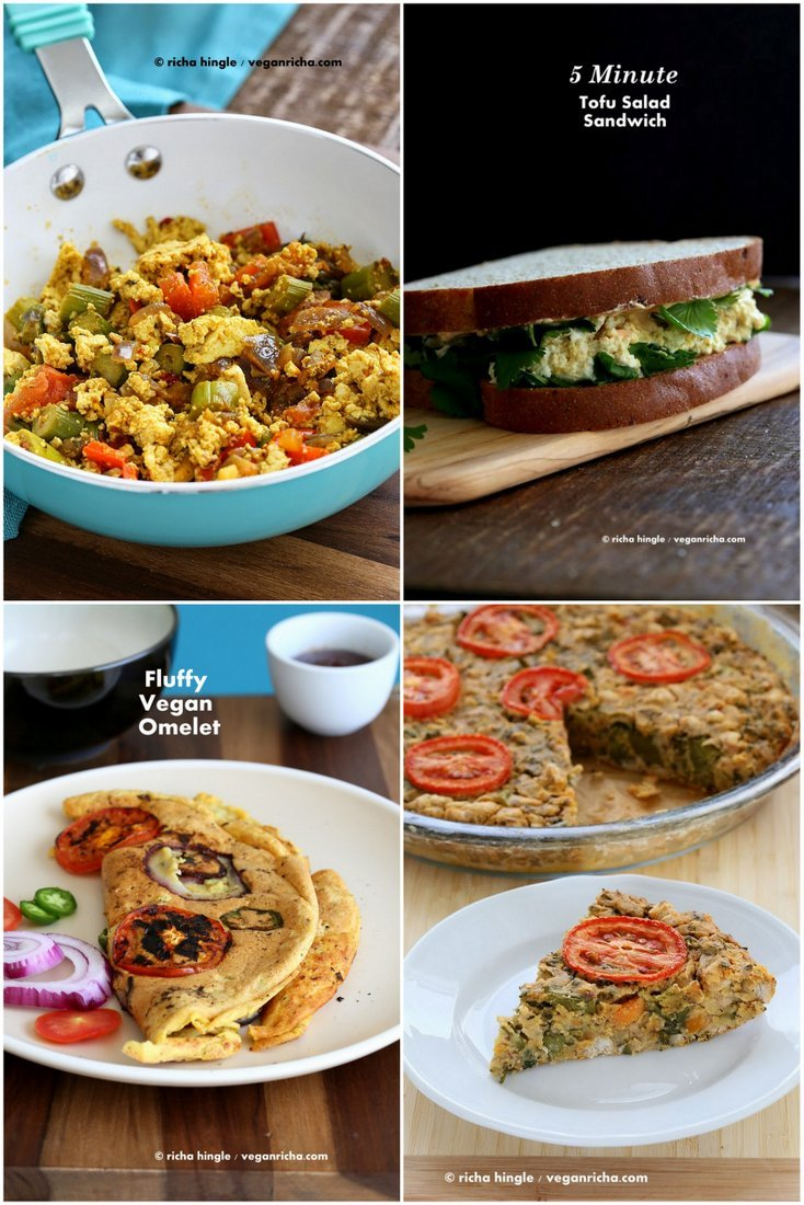 Vegan Savory Breakfast Recipes | VeganRicha.com