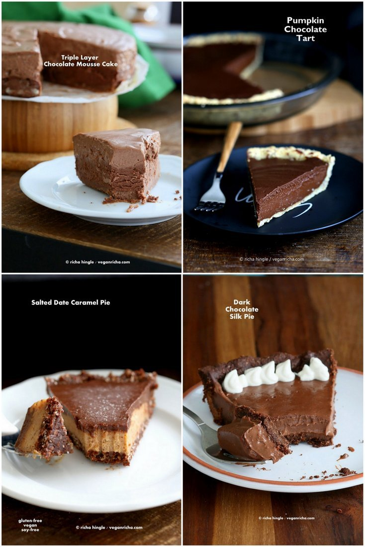 Vegan Chocolate Desserts
