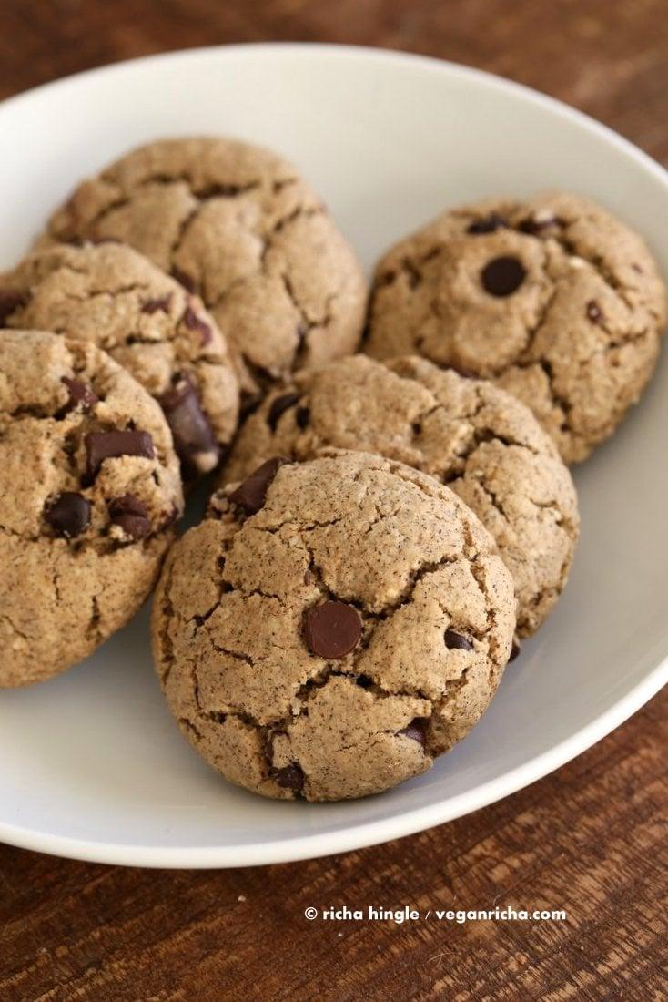 Vegan Gluten free Shortbread Cookies Vegan Pumpkin Snickerdoodles The ...