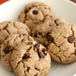 Gluten free Vegan Chocolate Chip Cookies | Vegan Richa