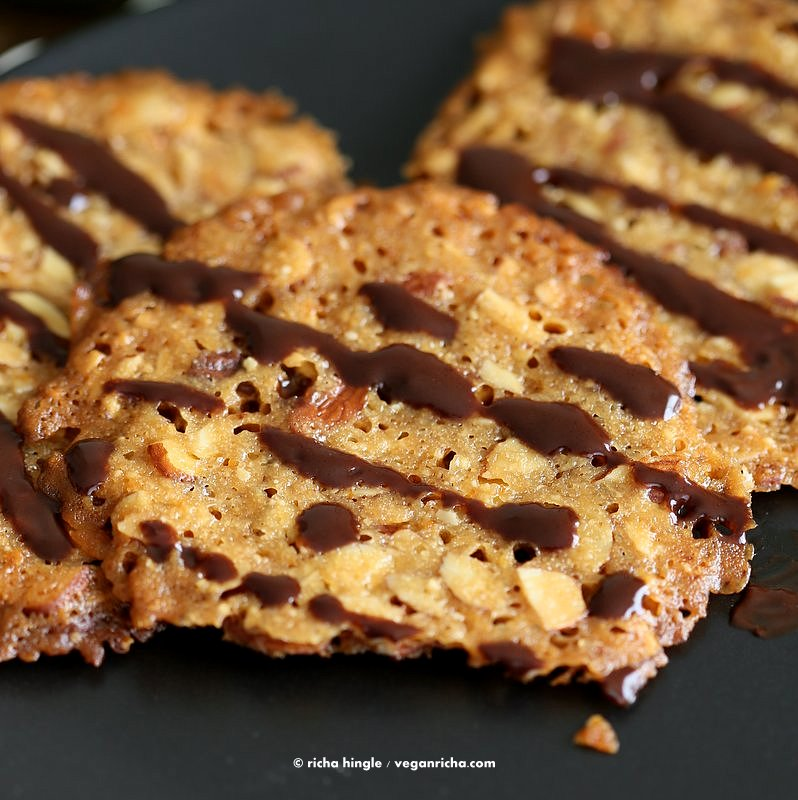 Florentines Recipe and Sweet Eats for All Review + GIVEAWAY! - Vegan ...