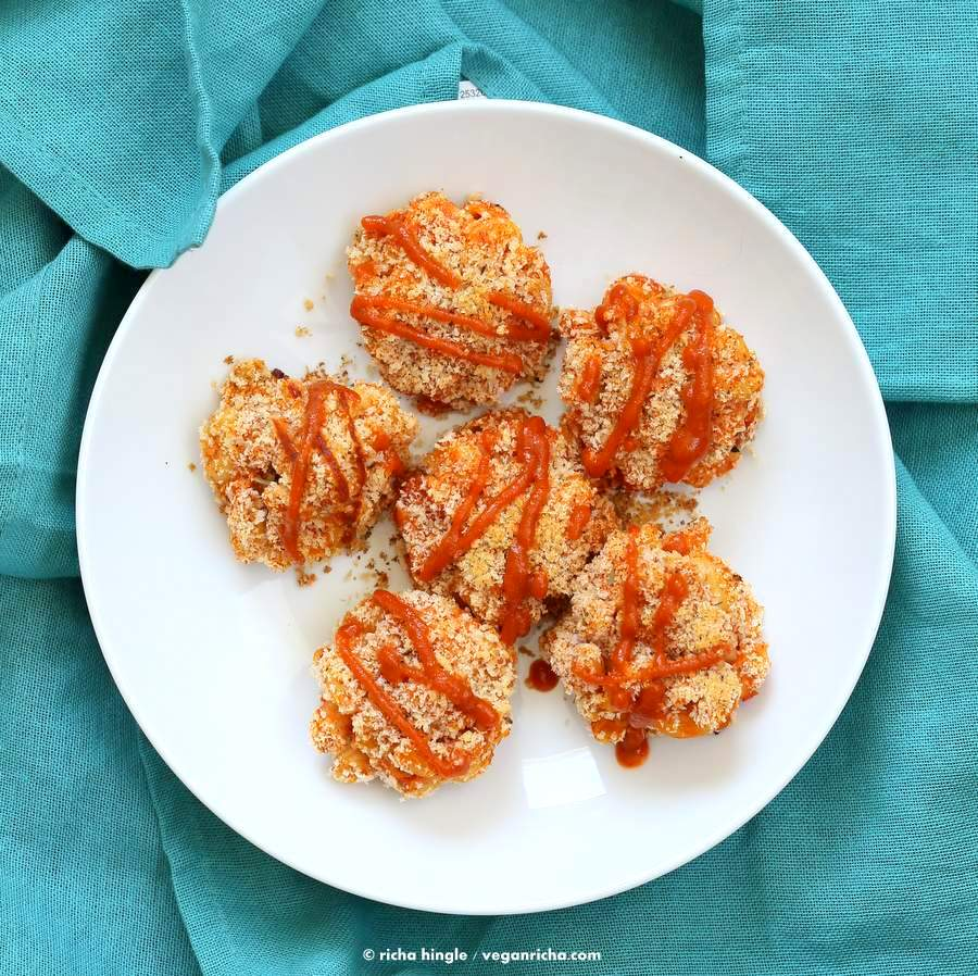 Mac and Cheese Balls Baked | Vegan Richa