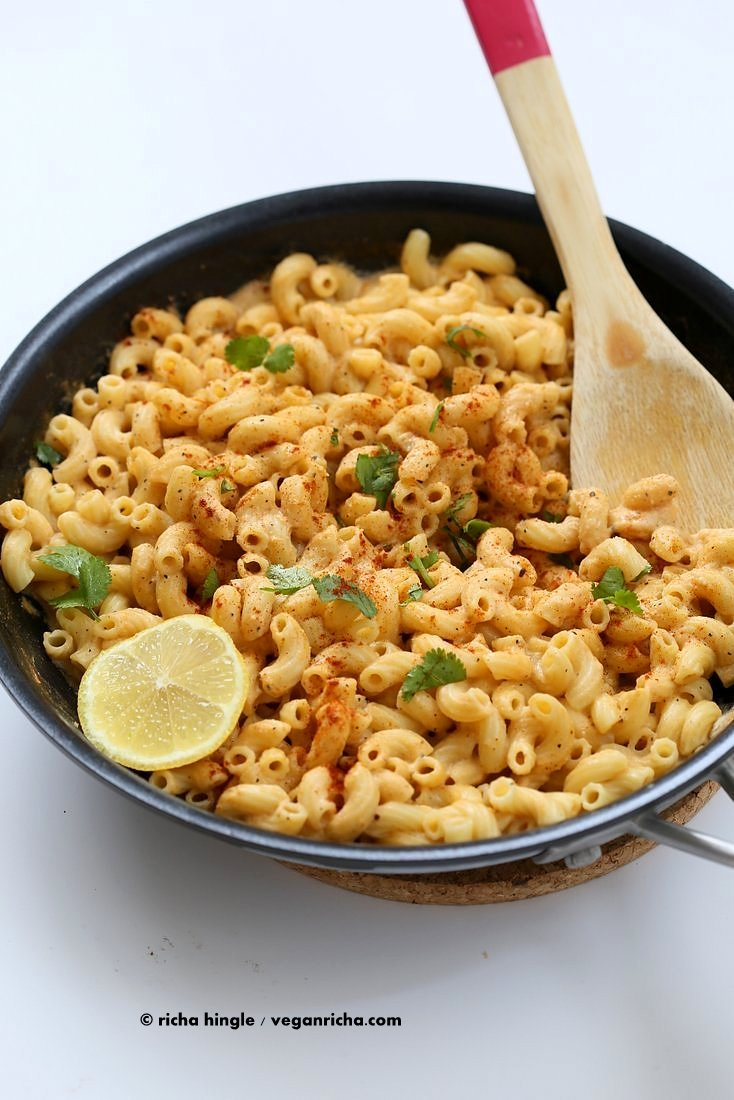 Masala Mac and Cheese | Vegan Richa