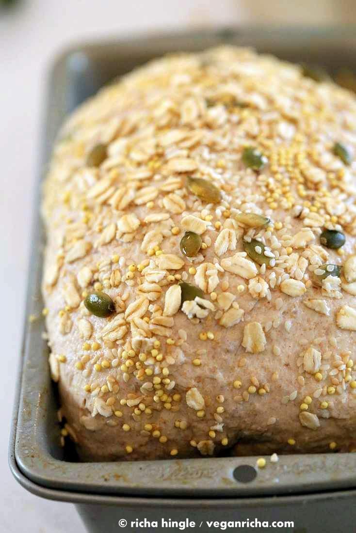 recipe: sesame seed bread recipe [16]