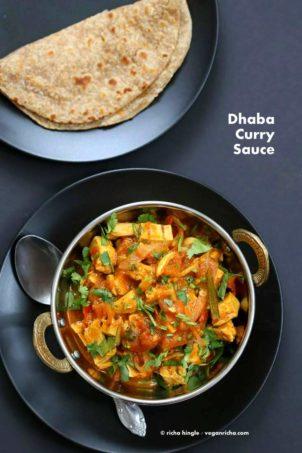 Vegan Dhaba Chicken | Vegan Richa #vegan #glutenfree #veganricha