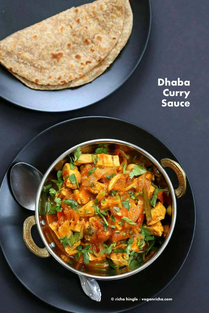 Vegan Dhaba Chicken-free Chickn | Vegan Richa