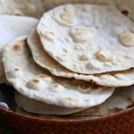 vegan yeast free flatbread