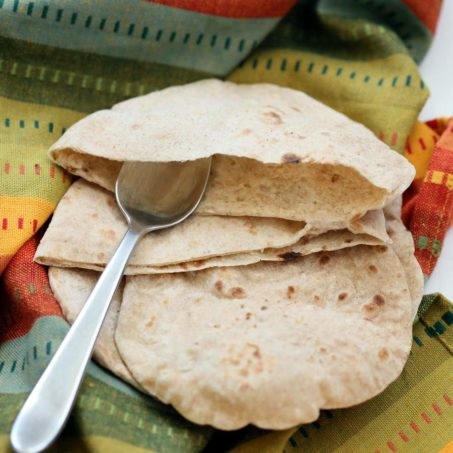 Vegan Yeasted Pita Bread | Vegan Richa