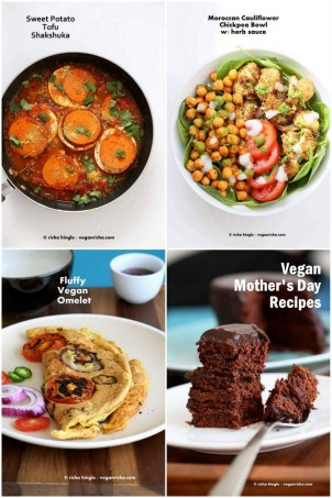 Vegan Mother's Day Recipes | Vegan Richa