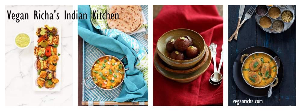 Vegan Richa Blog Tour