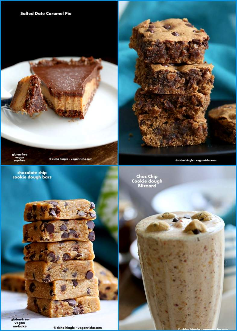 Vegan Father's Day Dessert Recipes | Vegan Richa