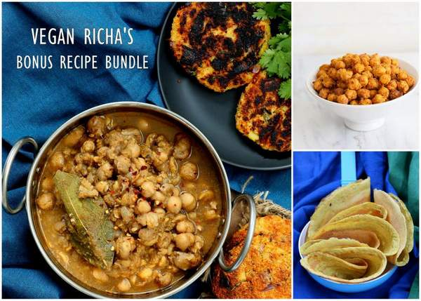 Vegan Richa Bonus Recipe Bundle