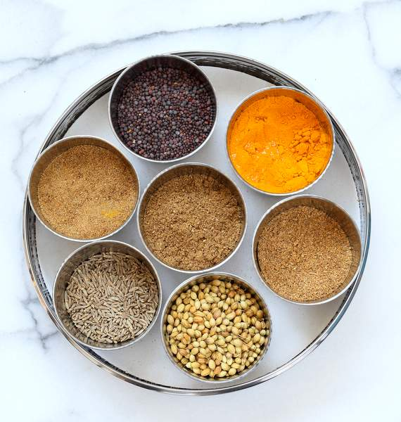 Spice tiffin