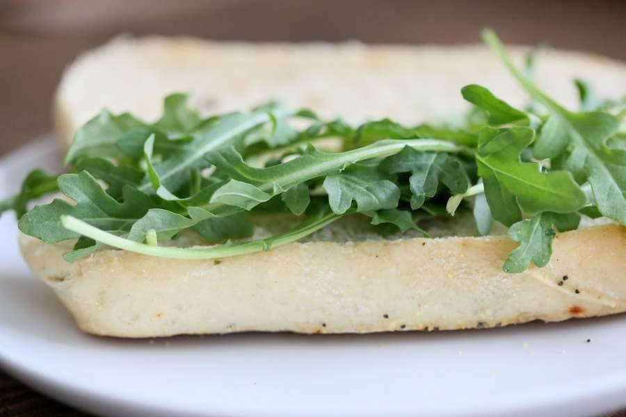 Spicy Avocado Chickpea Salad Sandwich | http://veganricha.com #vegan #soyfree #chickpea #avocado