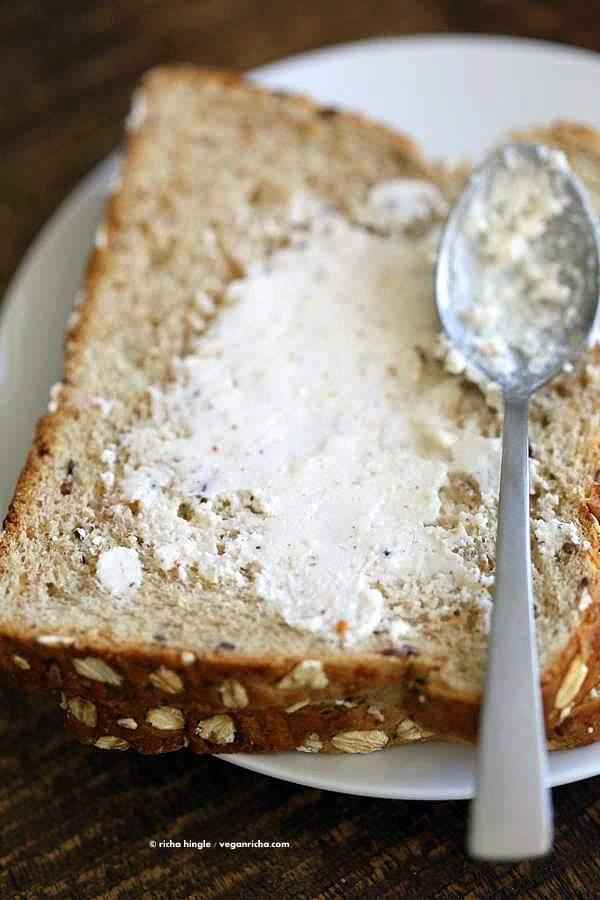 Spiced Butterless Butter
