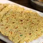 Methi Thepla - High Protein Savory Herbed Flatbread | Vegan Richa #glutenfree #veganricha #vegan