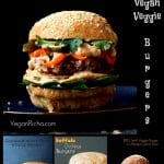 35 Vegan Veggie Burger Recipes | VeganRicha.com