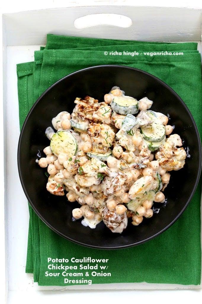 Potato Salad Recipe With Sour Cream And Vinegar