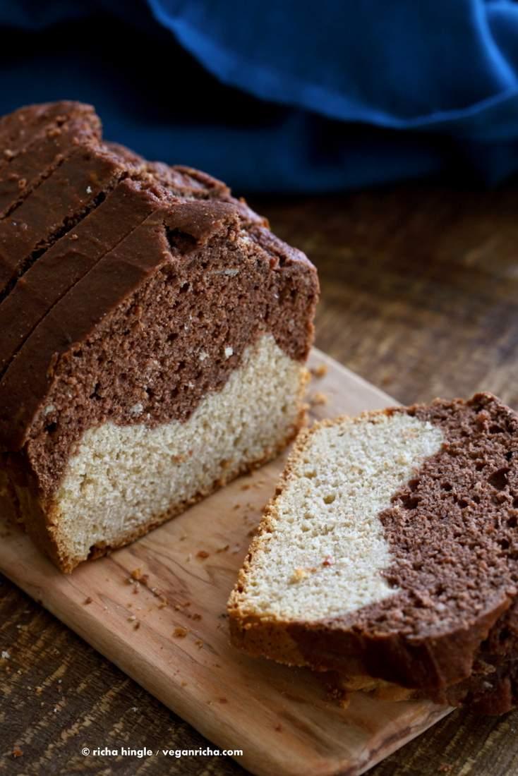 Vegan Cream Cheese Pound Cake Vegan Richa