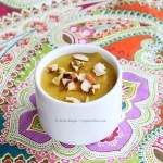 Phirni- Saffron rice Pudding