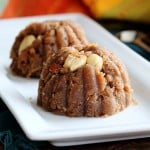 Atte Ka Halwa - Wheat flour spoon fudge