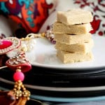 Kaju Katli - Indian Cashew Cardamom Fudge