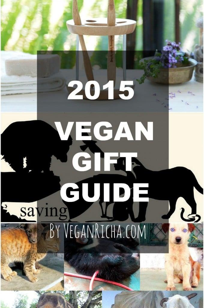 2015 Vegan Gift Guide   VeganRicha.com