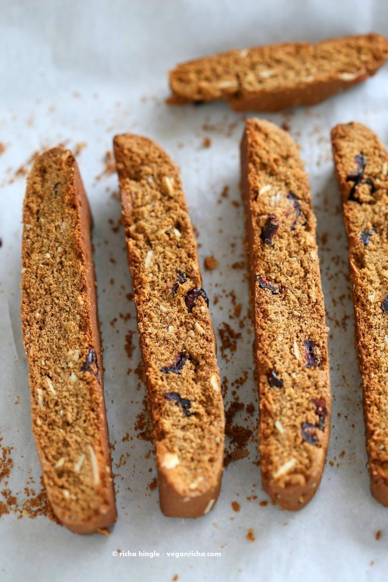 dishmaps glazed spice biscotti recipes dishmaps glazed spice biscotti ...