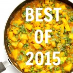 15 Best Vegan Recipes 2015 from VeganRicha.com