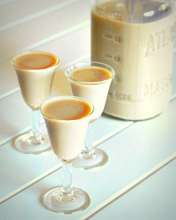 Vegan Baileys Irish Cream