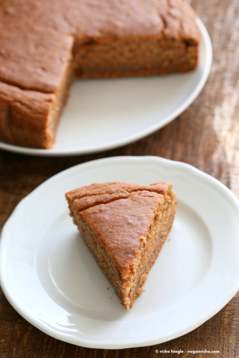 1 Bowl Strawberry Cake Vegan Richa