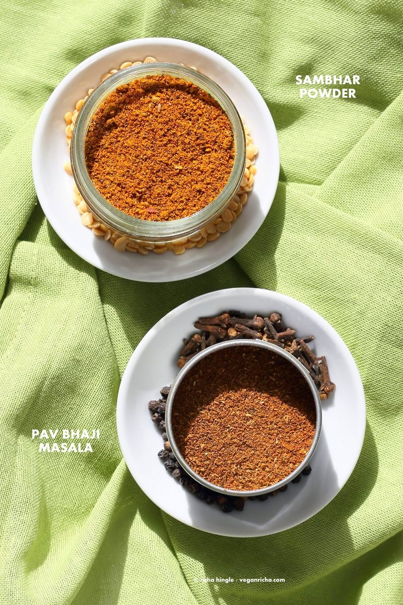 "Garam Masala Recipe from my Book Vegan Richa's Indian Kitchen. ""Garam"" means hot and ""Masala"" in this context means blend of spices. Garam Masala spice blend is often used in Indian dishes. 