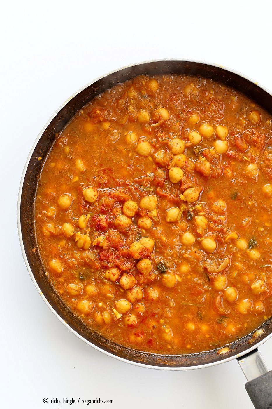 vegan easy chickpea curry recipe 2850 (2)