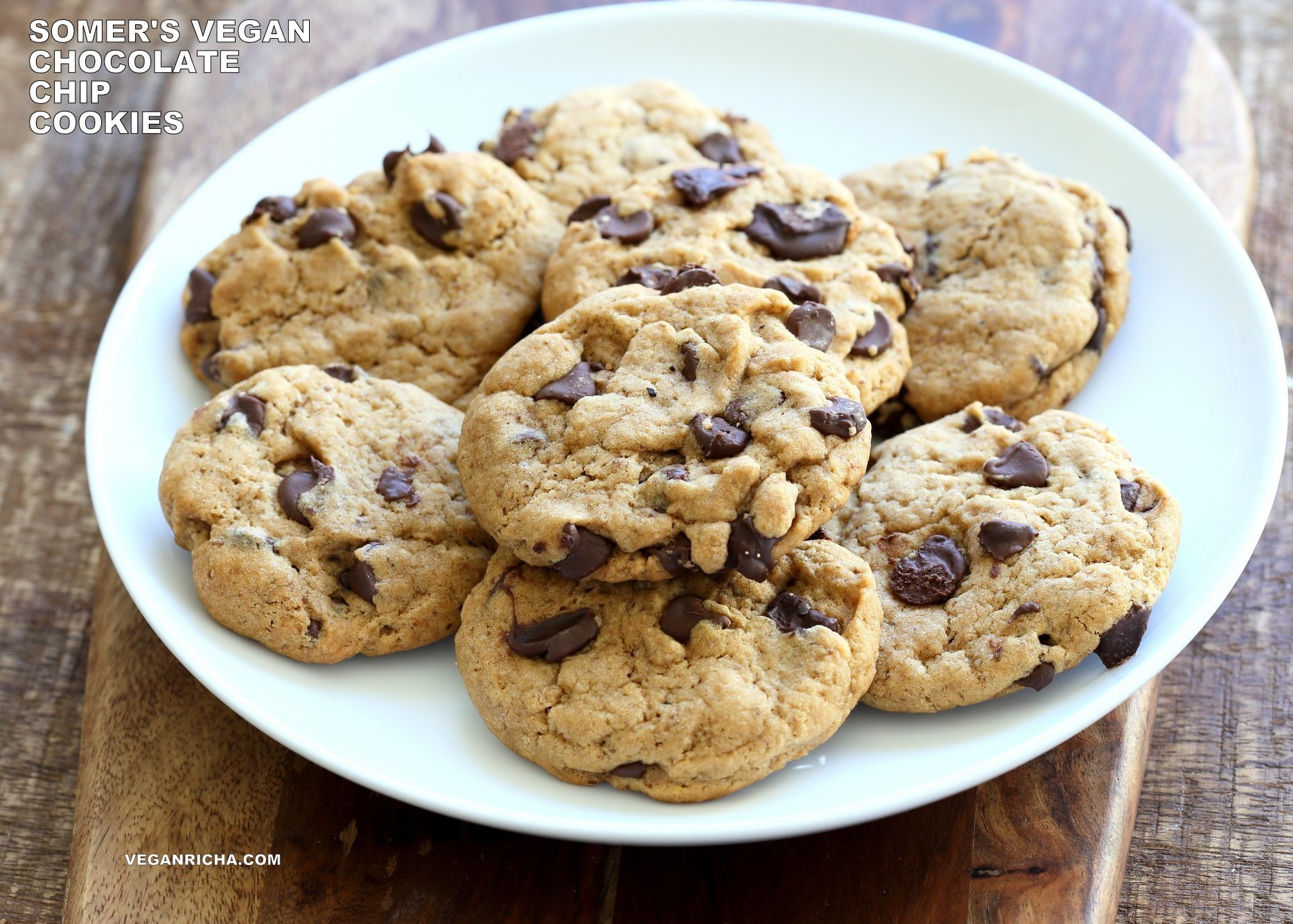 Nut Free Gluten Free Chocolate Chip Cookies
