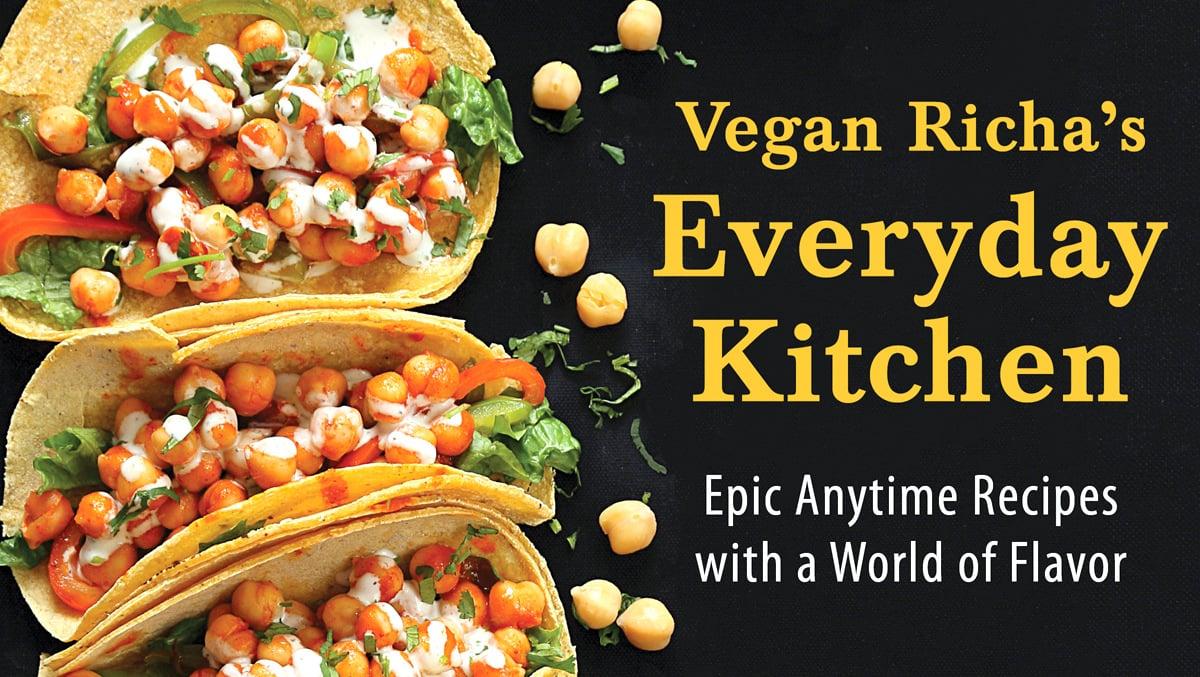 Vegan richas everyday kitchen cookbook vegan richa vegan richas everyday kitchen cookbook now available everywhere where books are sold veganricha forumfinder Image collections
