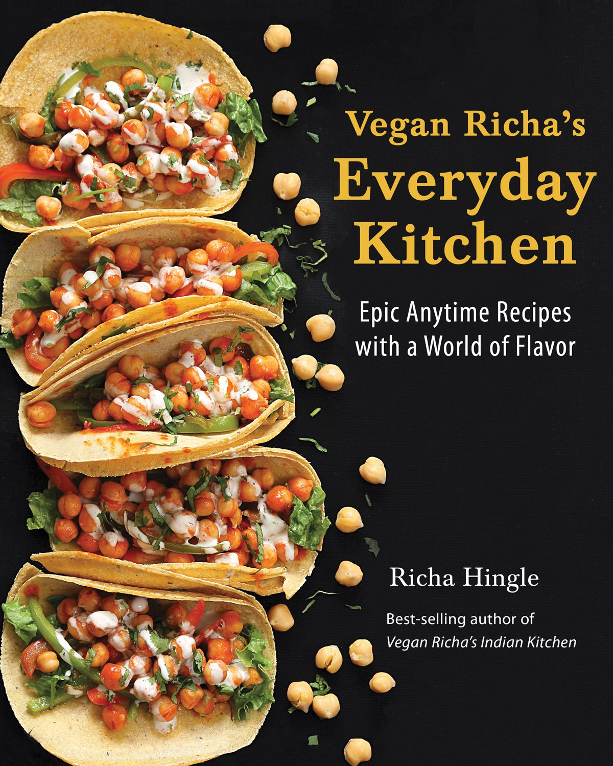 Vegan Richa's Everyday Kitchen! Available to Pre-order Everywhere where books are sold. Get Your Pre-order Bonus Today