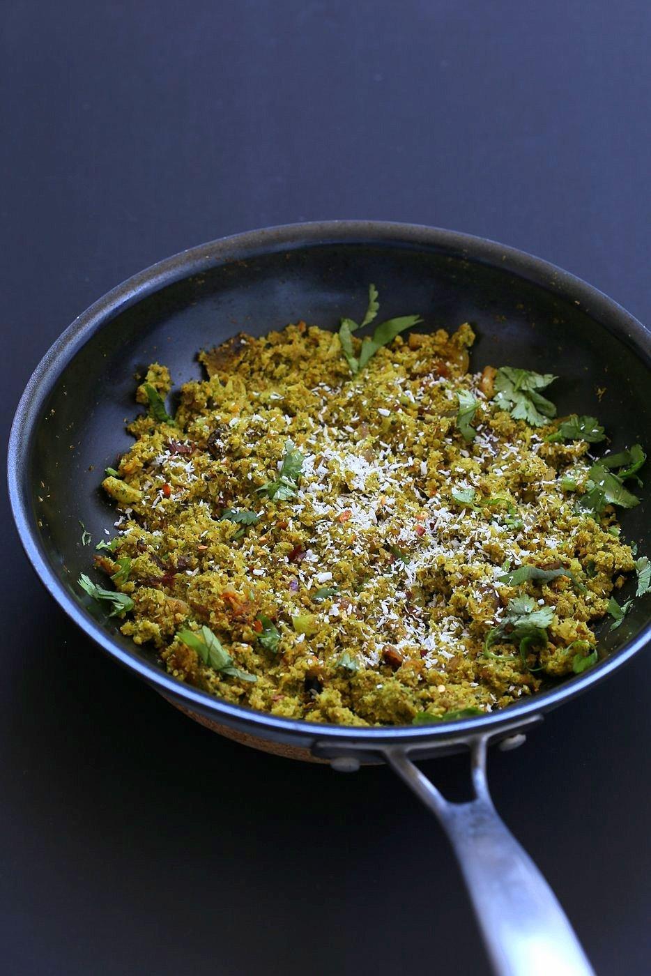 Broccoli stir fry with indian spices broccoli sabji vegan richa broccoli stir fry with indian spices broccoli sabji with mustard seeds coriander fenugreek forumfinder Gallery