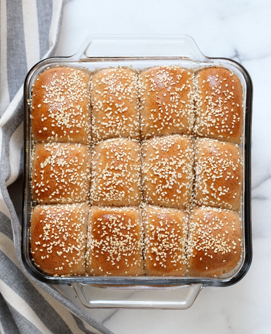 Soft Whole Wheat Dinner Rolls. Moist and soft Whole wheat Rolls 100% Whole grain rolls. Use as Wheat Buns for Burgers or Sliders. Vegan Whole Grain Dinner Rolls. Soy-free Palm Oil-free Recipe | VeganRicha.com