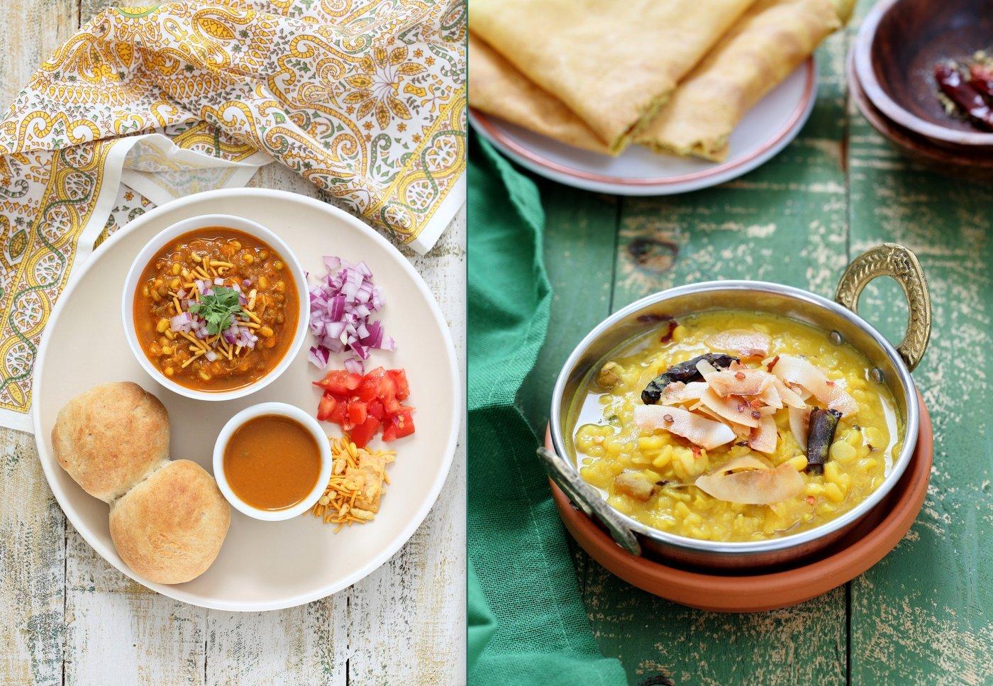 Vegan Richa's Indian Kitchen Dals Chapter