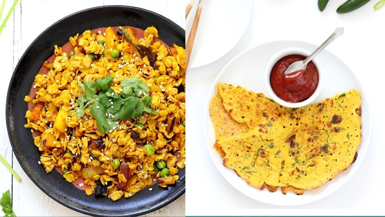 Vegan Richa's Indian Kitchen Breakfast Chapter