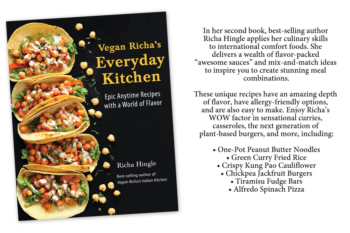 Vegan Richa's Everyday Kitchen Book