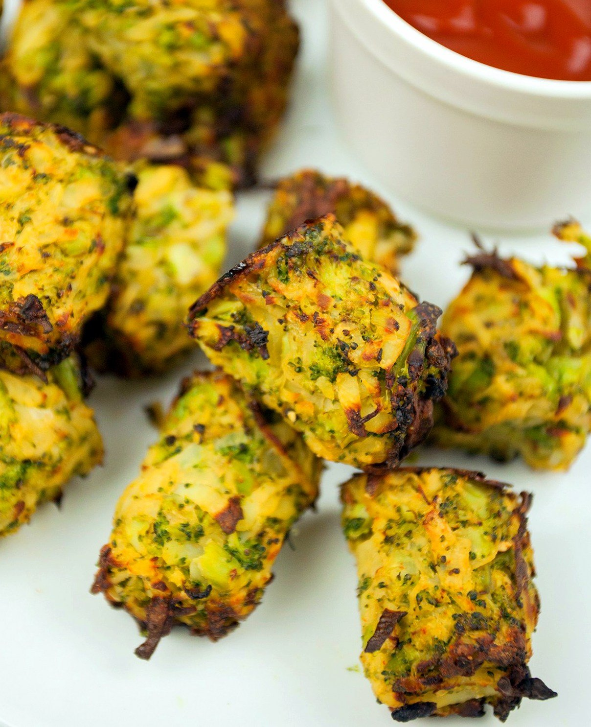 35 kid friendly vegan recipes vegan richa vegan broccoli tots forumfinder Choice Image