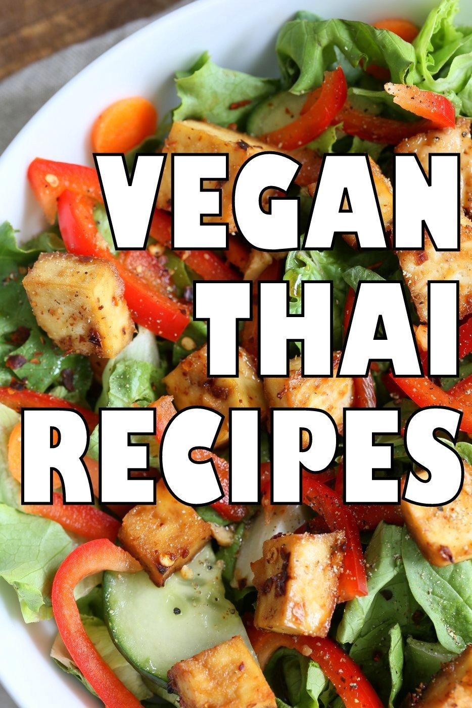 10 Vegan Thai Recipes Vegan Richa