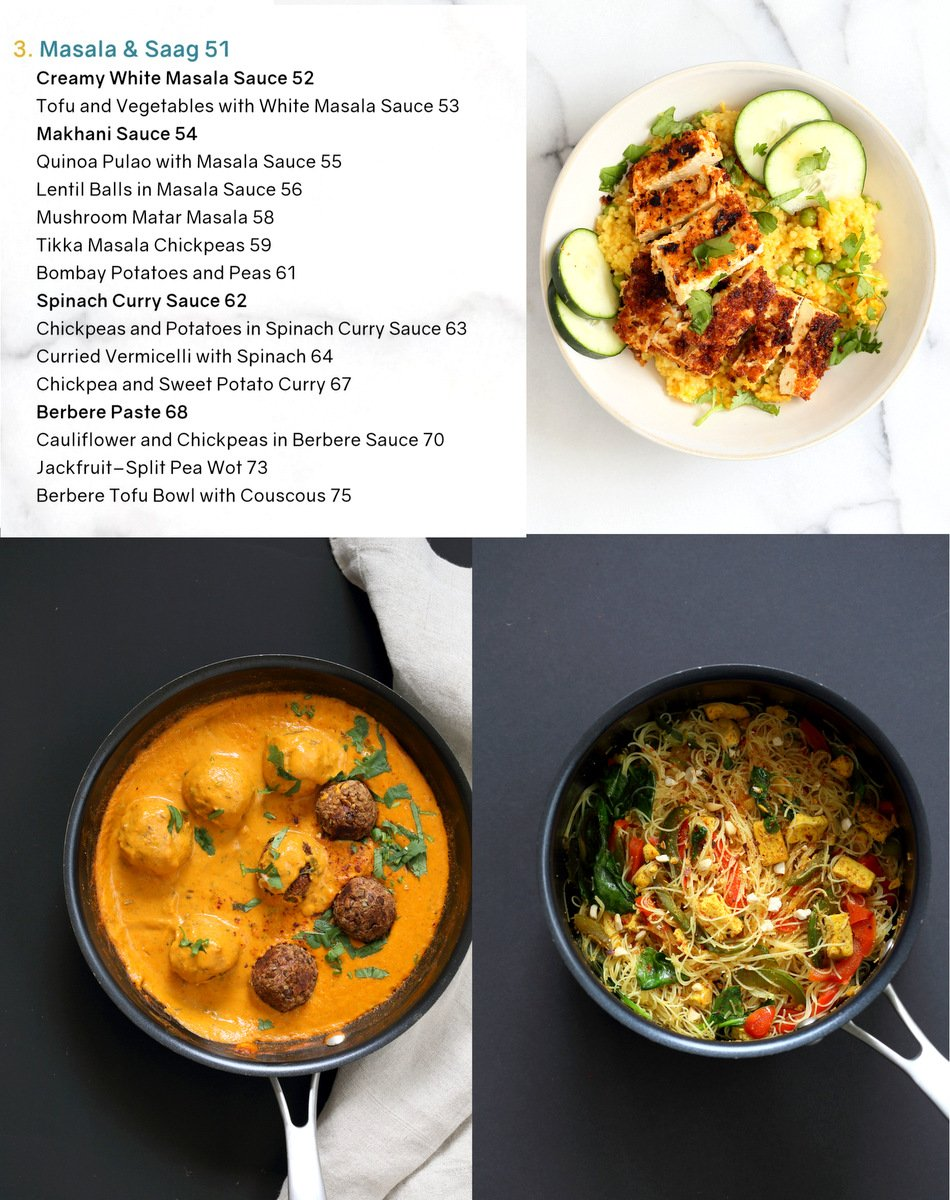 Chapter 3 Vegan Richa's Everyday Kitchen Cookbook